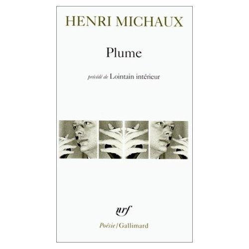 Plume by Henri Michaux