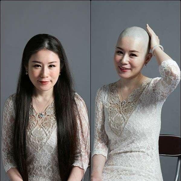 #headshave #headshaving #shininghead #baldwomen #baldgirl #bald #buzz #girlheadshave #hairdare #beauty #hairstyle