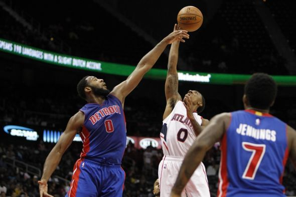 The Detroit Pistons schedule for the 2015-2016 season contains a number of oddities, including a league-high number of back-to-backs and a 9-game homestead. Here are ten games to circle on the schedule. Road vs. Atlanta Haws - October 27, 2015 -- The Pistons will take on the Hawks in Atlanta. The Hawks were one of the league's big surprise teams a year ago in posting the best regular season record in the Eastern Conference.
