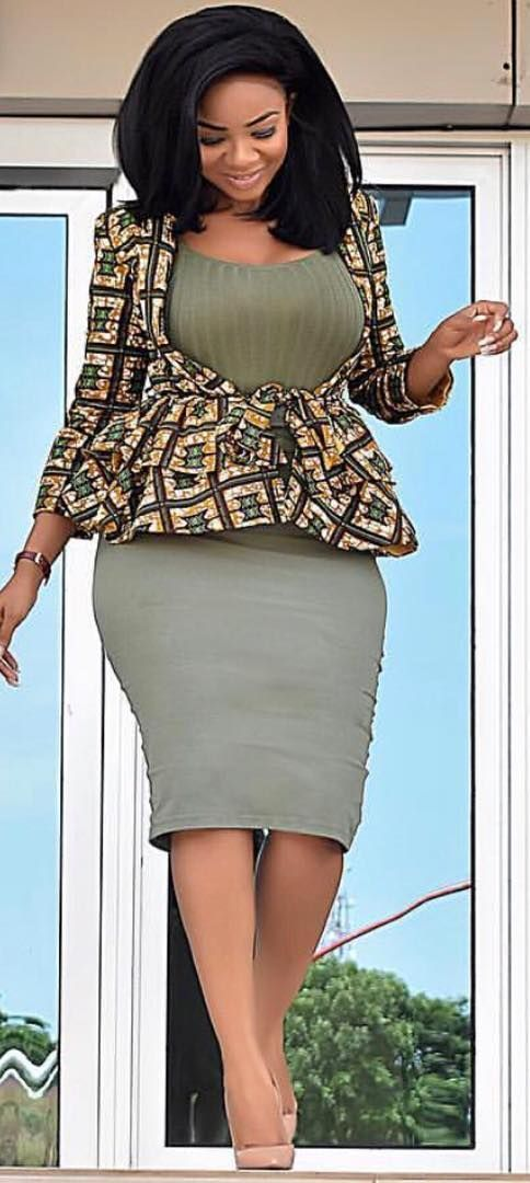 African Office Wear Style 2019 Stylish And Elegant The Now Look