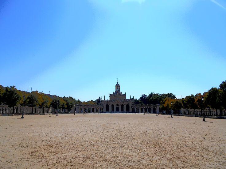 Plaza de San Antonio.