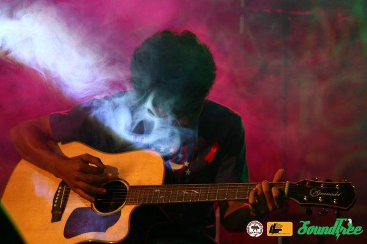 Alvan Kharumnuid's Guitarist : Jeremy B. Mawlong