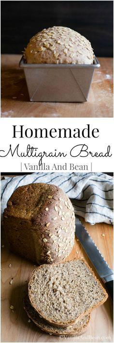 An easy recipe for the new or experienced bread baker | Vegetarian Recipes | Vegan Recipes | Bread Recipes