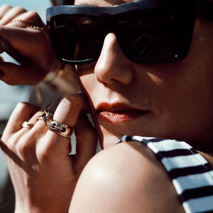 """""""Non avrai mai una seconda occasione di dare una prima impressione"""" Oscar Wilde #gioielli #byThais #jewels #style #classy #positive #details #anello #piercing #argento925 #sterlingsilver #passion #inspiration #braziliansoul #thaisbernardesmilano #milano #shoponline http://ift.tt/1Cu6jR1"""