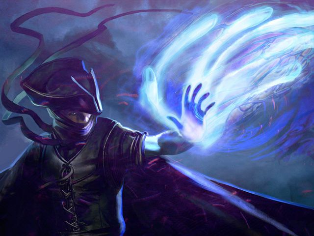 I got: A Spell Caster!! What Would You Be In A Fantasy World?