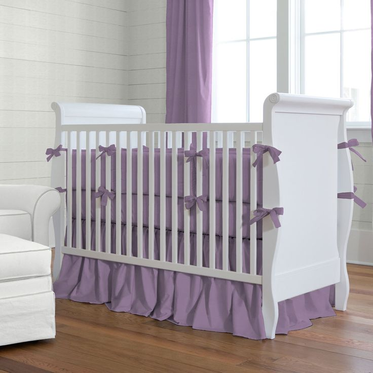 modern baby girl crib bedding sets set elephant purple boy