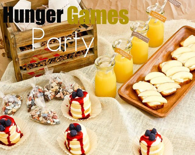 Hunger Games Party - Confessions of a Cookbook Queen