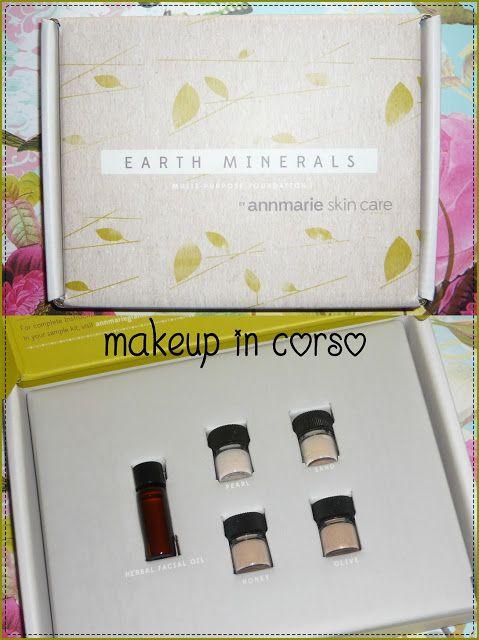Makeup in Corso: Creiamo il nostro fondotinta minerale con Annmarie Skin Care!