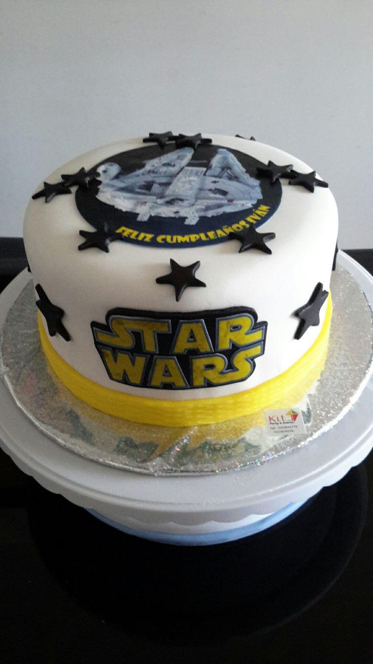 Star awars Cake