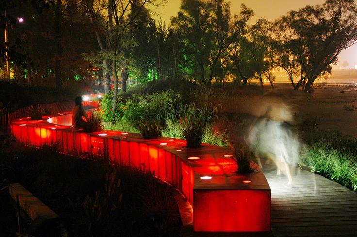 Galeria - Parque Red Ribbon / Turenscape - 3