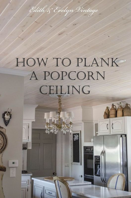best 25  popcorn ceiling ideas on pinterest