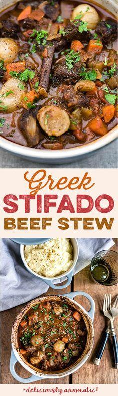 Rezepte stifado griechisch