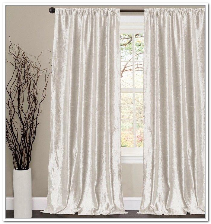 Sheer Curtain Ideas For Living Room Pendant Light White Crushed Velvet Curtains | Baby Feeding ...