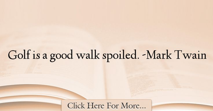 Mark Twain Quotes About Sports - 63723
