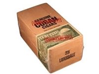 Genuine Counterfeit Cuban Lonsdale Cigars  Price: $71.99