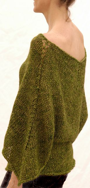 Ravelry: the Modernist pattern by Karen Clements