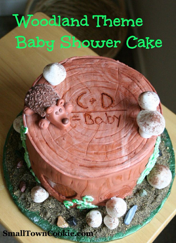 53 Best Woodland Critters Baby Shower Images On Pinterest