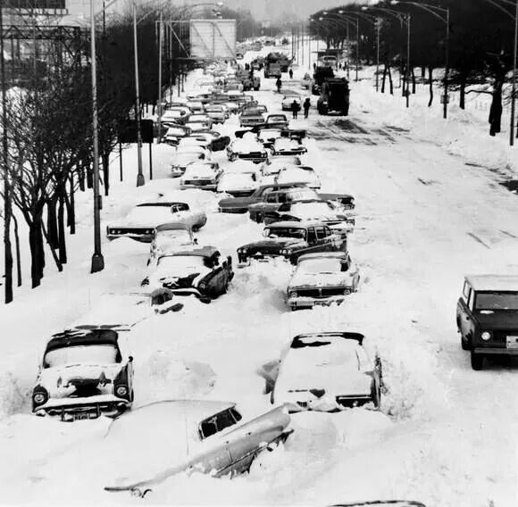 Chicago blizzard, 1979