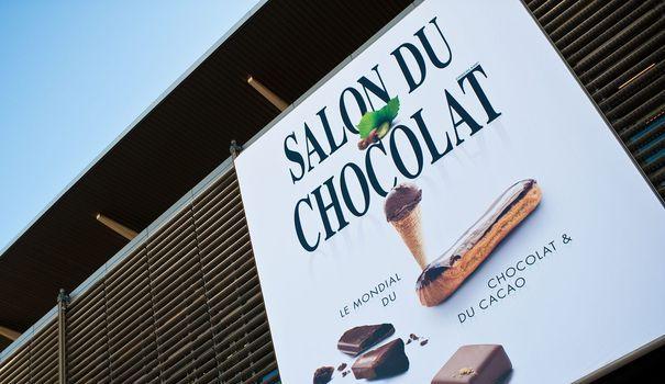 Le Salon du chocolat 2014 - L'Express