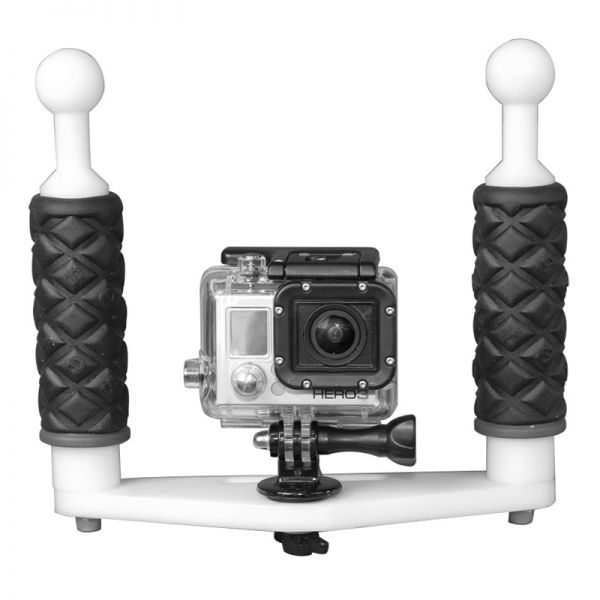 Go Pro Mounts for underwater photography