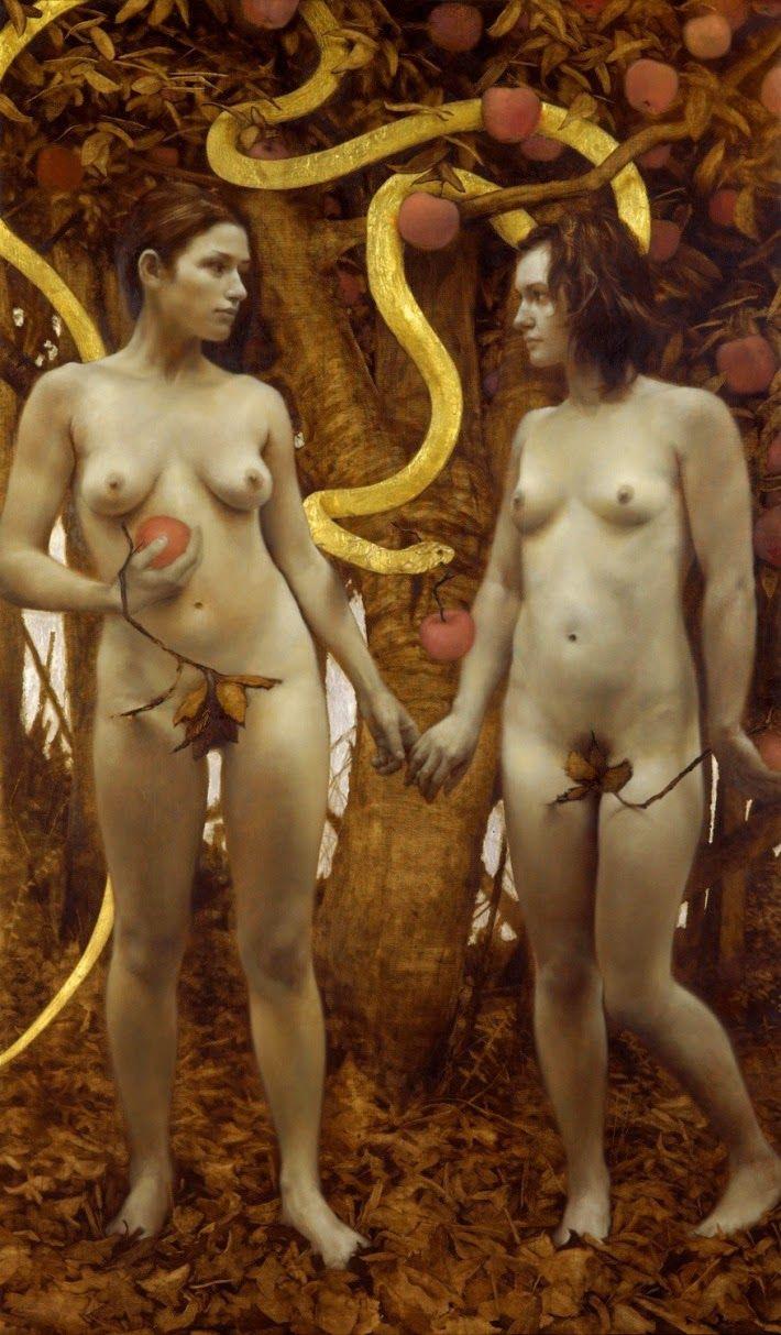 Αδάμ και Εύα Bead Kunkl
