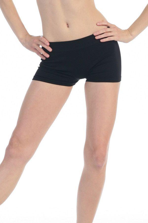 Kurve Dance Shorts- Seamless