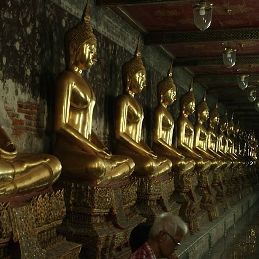 Praise to the #buddha in #Thailand