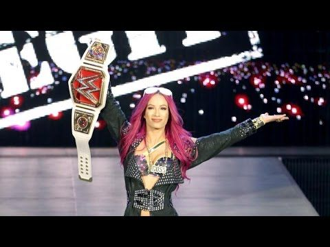 WWE Sasha Banks Snoop Dogg and Raven Felix WrestleMania 32 Theme
