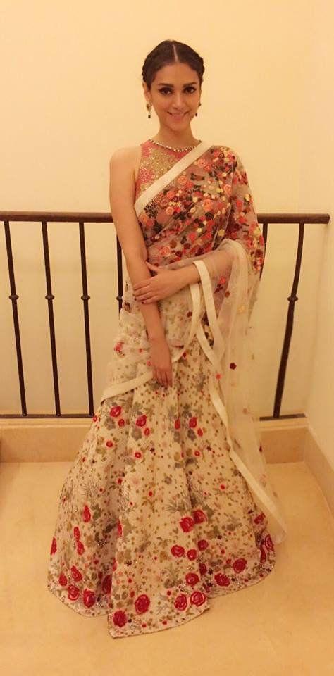 Flower Sari
