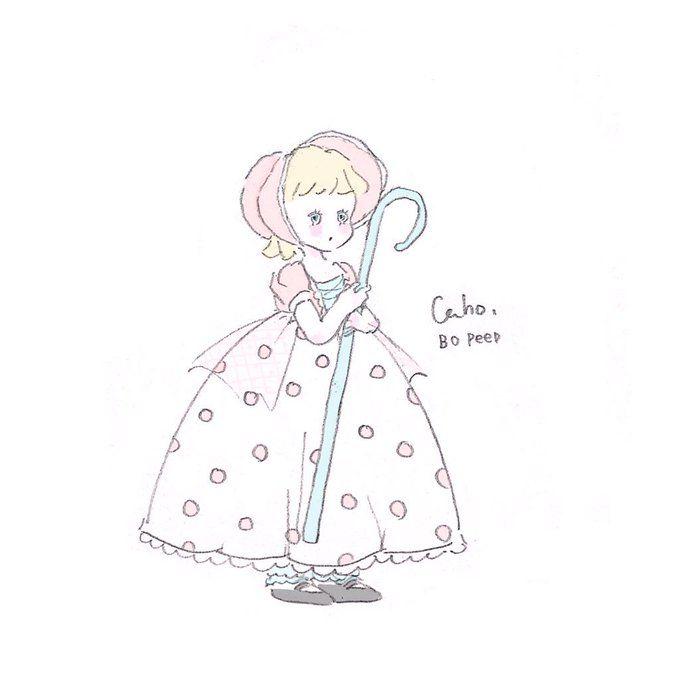 Twitter Line アイコン かわいい かわいい イラスト 手書き ディズニープリンセスの絵