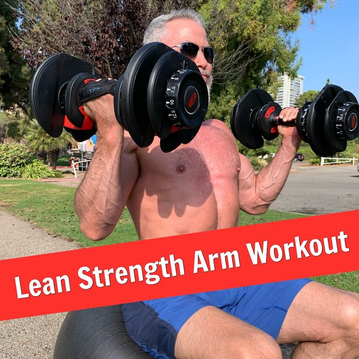 Better Arms: 17 Exercises for Building Biceps and Triceps – Over Fifty and Fit