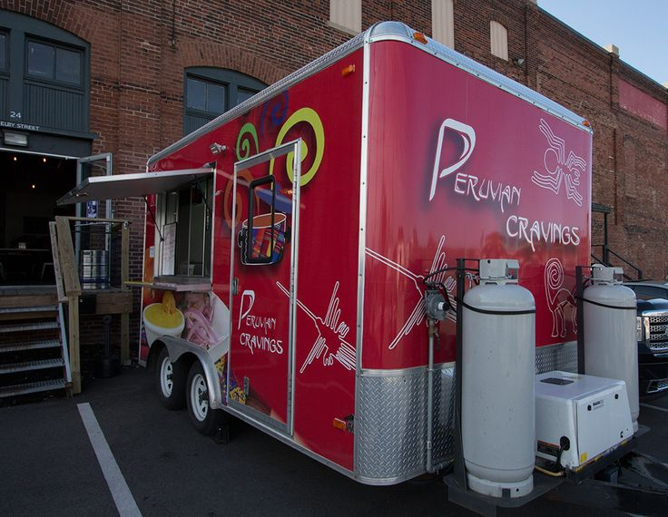 Peruvian cravings food truck in indianapolis indiana