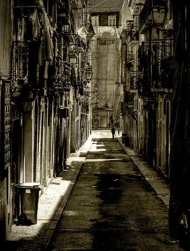 Lissabon - Street 7 Photography by Riisli