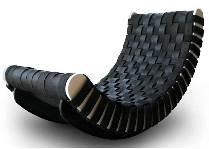 reciclagem-de-pneus-armacao-madeira-tiras-de-pneus