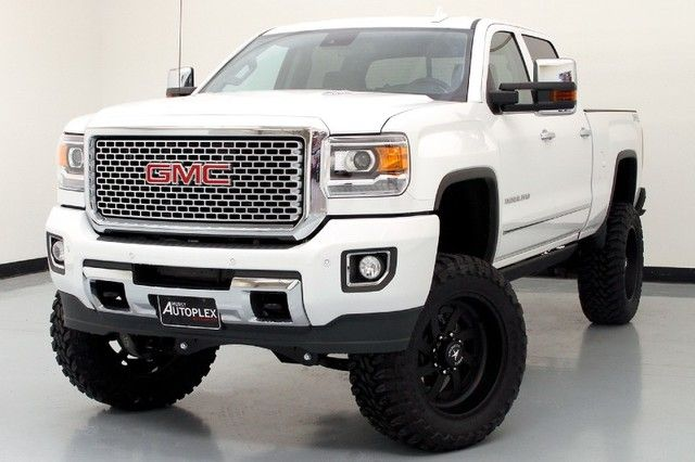 2015 GMC SIERRA 2500HD lifted - Google Search