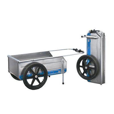 Tipke Foldit Marine Cart With Optional Foam Tires