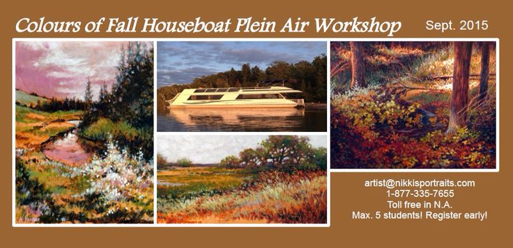 https://nikkijacquinartist.wordpress.com/2015/04/23/colours-of-fall-2015-plein-air-houseboating-workshop/