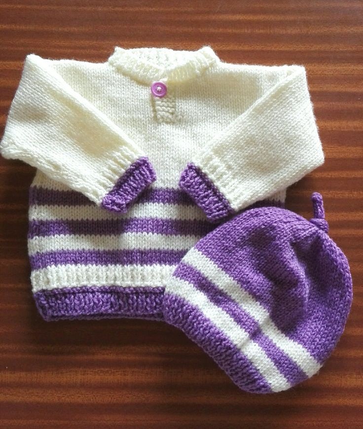 Charity knitting.