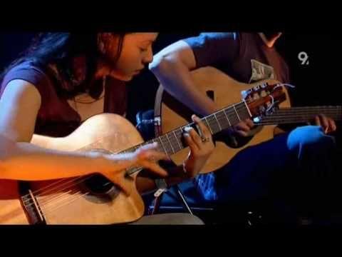 Gabriella y Rodrigez guitar