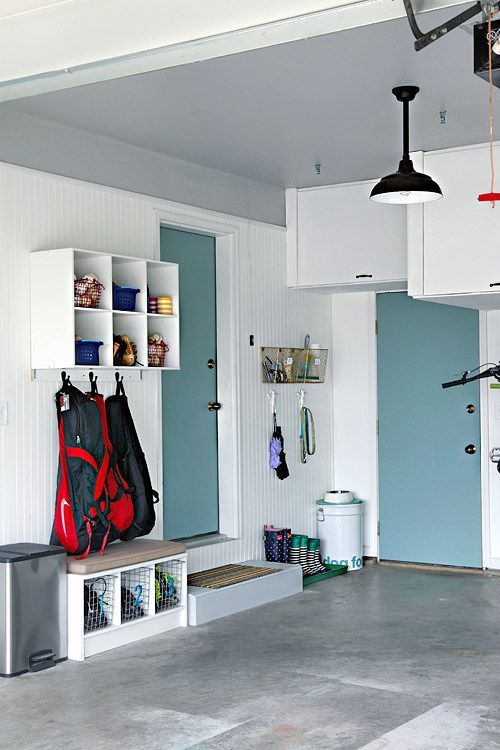 17 best images about garage storage on pinterest do it for Garage transformation