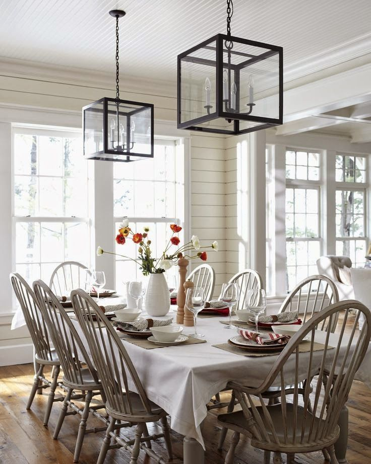 perfect casual dining room