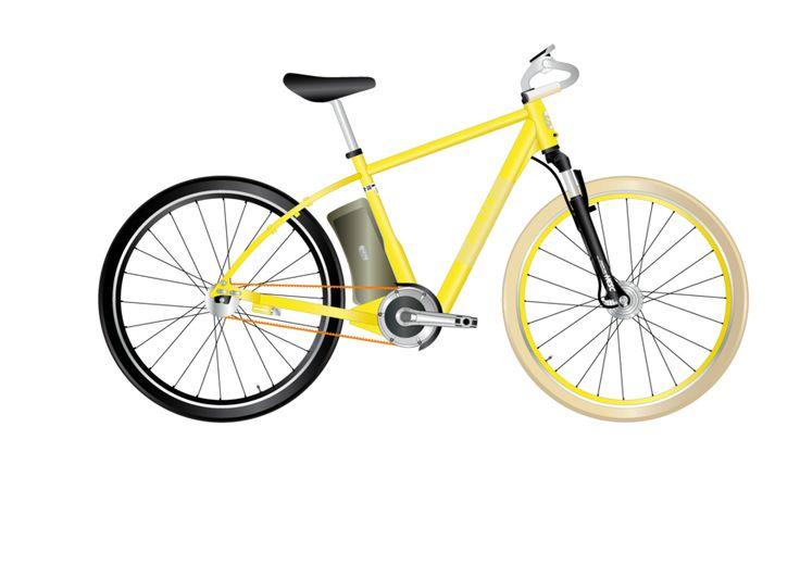 Wie zei dat electrische fietsen saai zijn.De no-frills Spiked. Fietsen tot de essentie teruggebracht... puur, maar wel met een kick! Dus geen spatbord voor, geen vaste verlichting, geen extra handrem, geen standaard, geen verende zadelpen... maar wel een bloedgave fiets
