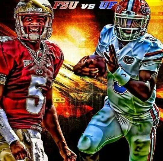 FSU vs UF 11/29/2014....scalped 'em