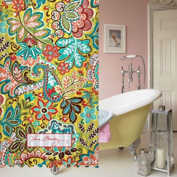 Swag Shower Curtains With Valance Vera Bradley Shoes