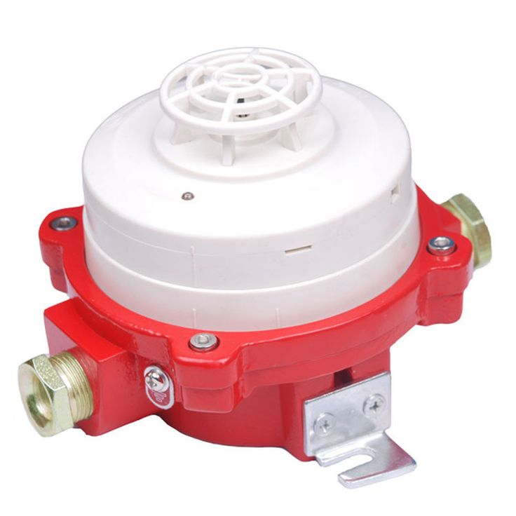 Heat Detector Explosion Proof Fire Alarm Component Home