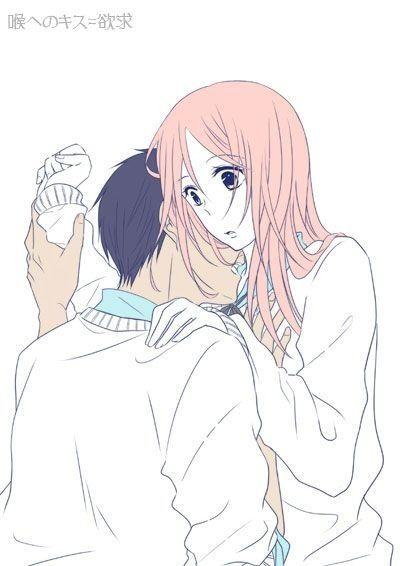 No no no Aomine Daiki belongs to me and you, Momoi Satsuki, aren't u Kuroko's girl