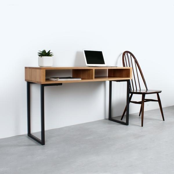 Darwen Minimalist Console Desk With Images Minimalist Desk