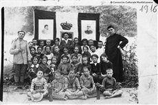Le scuole durante la prima guerra mondiale