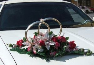 wedding door decorations ideas | Simple Wedding Car Decoration Ideas: Creative and Fun Decorations