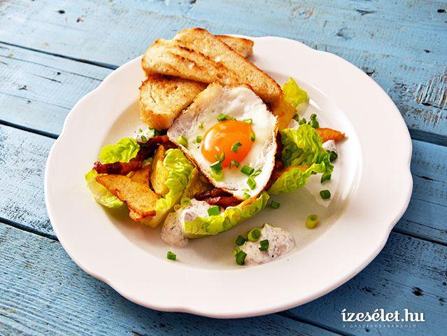 Parasztsaláta reggelire - Receptek   Ízes Élet - Gasztronómia a mindennapokra